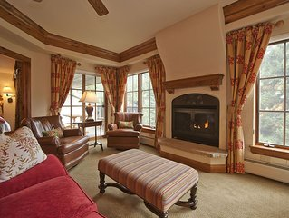 Austria Haus-Vail Village Mountain Views 2-BD 2-BA - Sleeps 6