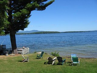 2 Bedroom Cottage On Lake Winnipesaukee
