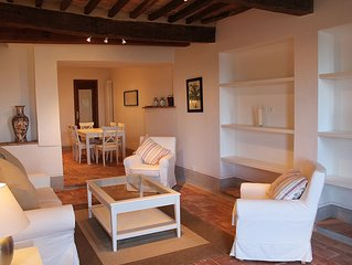 Medieval Town House With Fantastic Views Over The Tiber Valley