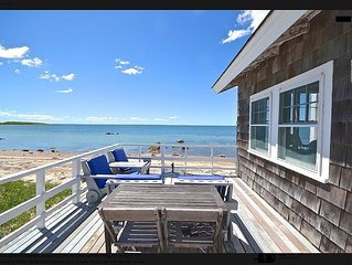 Beachfront - Right On The Water - Sandy Private Beach
