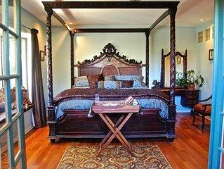 Hollywood Hills Universal Studios Master Bedroom Studio