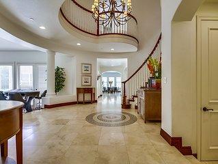 24 Hr Guard Gated 7000 SF Estate in Prestigious Calabasas (in Los Angeles Area)