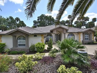 EXECUTIVE RETREAT - Gated Country Club  - Single Family Heated Spa and Pool Home