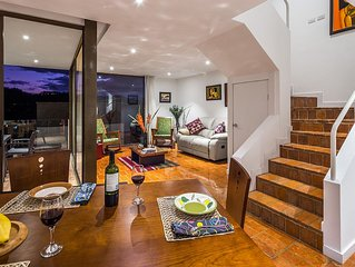 Riverfront condo - Amazing views in Cuenca's Historic District