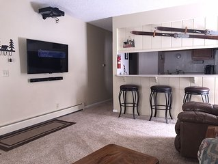 Condo in Fraser 2 Bed 1 Bath - Great place for Winter Park Music Festivals!