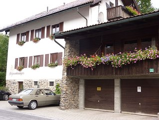 Luxury Apartments In Forested Mountains 2 Hours Munich & Prague