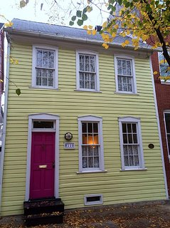 Fells Point-Spacious 18th Century Art-Filled Townhouse On Ann Street