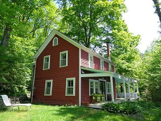 Classic Woodstock Farmhouse