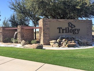 Modern Resort Style 3 Bedroom Home located in Trilogy Gated Golf Community 55+