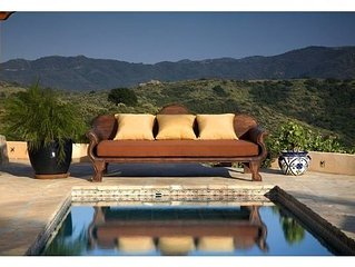 Private Topanga / Malibu Dream Home on State Park with amazing Views, Pool & Spa