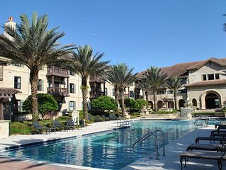 Luxury Condo Available for short-term rental in the World Golf Village