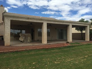 Desert Springs Golf Course Home