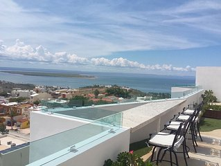 Brand New Ocean And Sunset View Condo