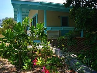 Sand Dollar Cottage... Ideally Located in the Center of Eleuthera!