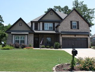Spacious Home perfect for your Auburn Visit, Graduation or Gameday!