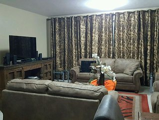 Secure, family friendly luxury Apartment in Kileleshwa for ultimate comfort..