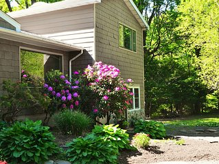 Lovely Creekside Duplex Close To Woodstock And Saugerties