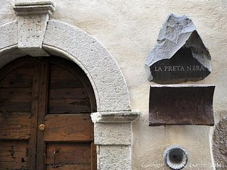 Charming traditional house, just 90 km south of Rome