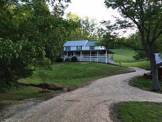 Country retreat near Lexington VA
