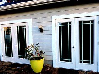 Solar Powered Piedmont Backyard Cottage