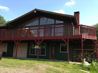 6 Private Acres with All the Amenities of Home-Close to Oneonta  AllStar Village