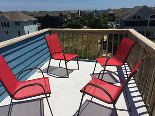 Oceanside-3 min walk to beach-Hot tub! Great rates for fall!