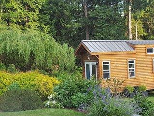 Tiny Home Rental on The Sunshine Coast BC