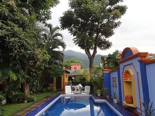 Casa de Como Casita #1 in Ajijic Village