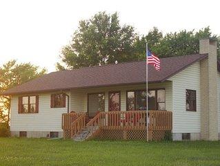 Cozy Cottage On The Shawnee Hills Wine Trail