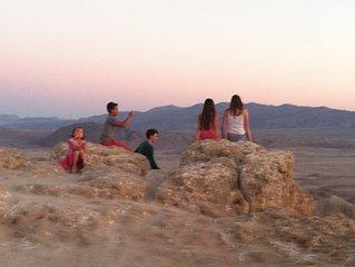 Quiet Desert Serenity Escape Anza Borrego