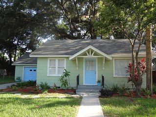 Renovated Getaway!  NEW LISTING!  Downtown N.P.R. Near river, park and beaches!
