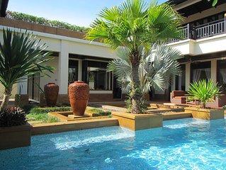 Beautiful Thai Villa Located In Beach Area Development
