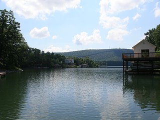 House on private cove at Smith Mountain Lake- Views/Waterfront/Dock/WiFi/