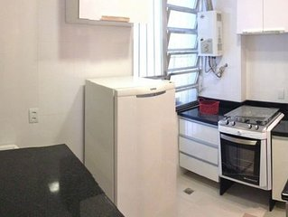The best 1+ BR luxury apartment in Ipanema: great location