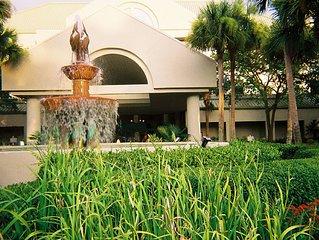 Ocean Palms Villa/ Updated/ Tennis/ Golf/ Beach/ Westin Resort Privileges