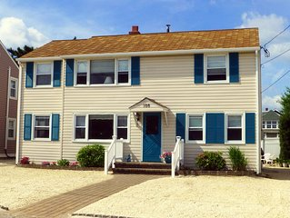 Vacation at LBI Family Beach House, 4th from Ocean, 2nd Floor