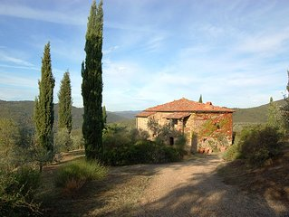 Historical Villa In Tuscany With Pool