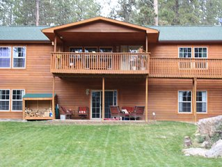 Number 1 Family Retreat, Great Location For Black Hills Vacation