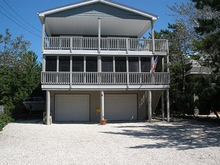 Historic District Ocean Block Lbi Duplex With Free Tram To Beach