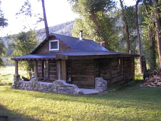 Cabin located near Chalk Creek, Wrights Lake, St. Elmo, Mt. Princeton and Antero