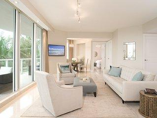 Ritz Carlton Residences Singer Island Designer Decorated 2 Bed, 2.5 Bath