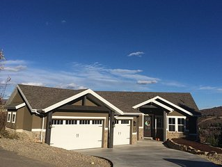 Beautiful, New 3 Bedroom Mountain Home. Located In The Park City Area