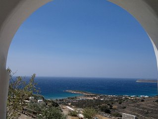 Stunning 2 Bedroom + Loft Villa on Greek Island of Paros