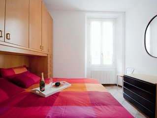 Apartment on the Como Lake - relax & sport