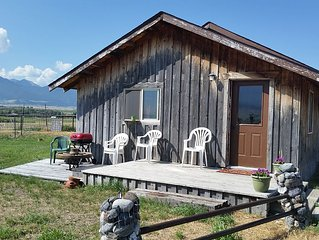 Incredible Location: close to Yellowstone National Park and Chico Hot Springs!!