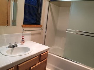 Townhouse, Fully Furnished Family Friendly, Across From Recreation Center & Deli