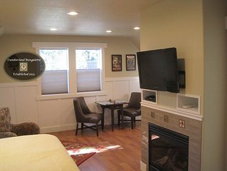 Cumberland Bungalette -  Brand New Studio Apartment In Bend's Westside.