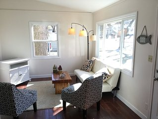 Cozy Cottage In The Heart Of Manistee