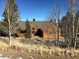 Peaceful Mountain Retreat With View!  Close To Salida, Buena Vista, Breckenridge