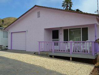 Check out the Purple Beach House!